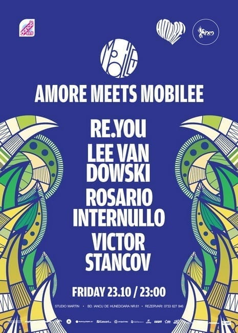 Amore meets Mobilee