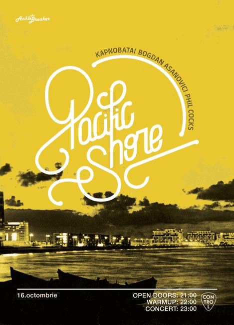 Pacific Shore Live