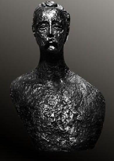 Constantin Brâncuși bustul lui Petre Stănescu