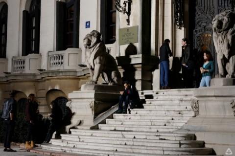 SonoMania: DRAWINGS @ Muzeul George Enescu