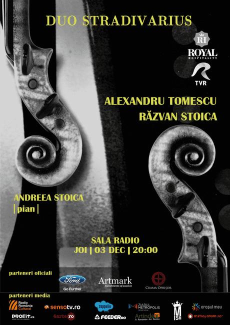 Duo Stradivarius @ Sala Radio