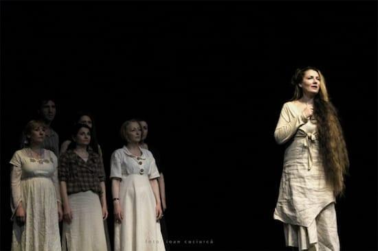 Spectacole de teatru la ARCUB la final de toamnă