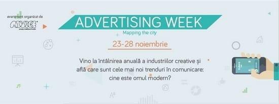 ADVERTISING WEEK Bucharest