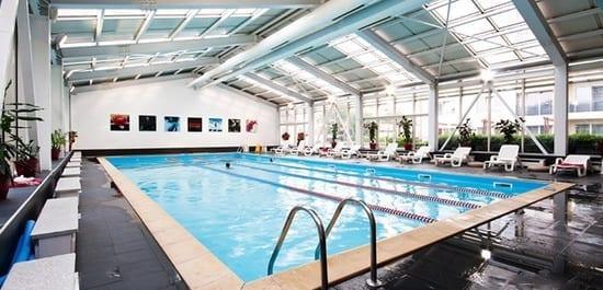 Lista piscinelor interioare