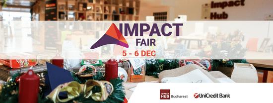 Impact Fair - Târgul cadourilor cu suflet @ Impact HUB