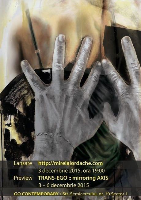 Lansare http://mirelaiordache.com @ Go Contemporary