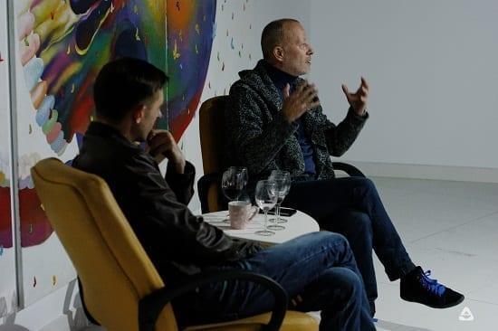 BTLT: Simulacrul în cultura și societatea contemporană, în dialog cu Roman Tolici și Andrei Gheorghe @ Galeria Mobius