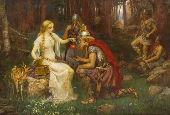 Povesti scandinave, mituri si legende ale vikingilor @ Fundația Calea Victoriei