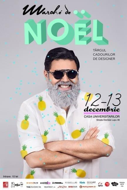 Marché de Noël – Târgul cadourilor de designer @ Casa Universitarilor
