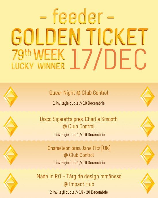 Golden Ticket W79