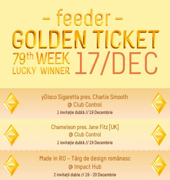 Golden Ticket W79 events