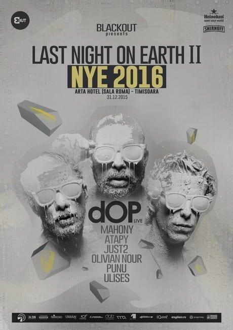 Last Night On Earth II