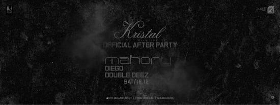 Kristal Official After Party @ Blackjack 21
