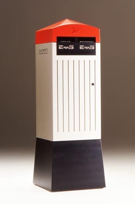 Canada post box 1987