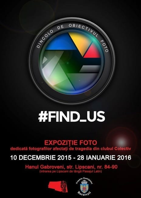 FIND_US @ Hanul Gabroveni