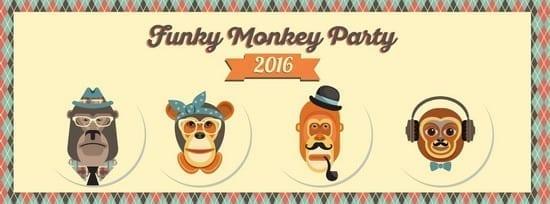 Funky Monkey Party @ Lente & Șotron