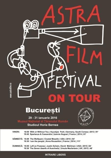Astra Film on Tour la București