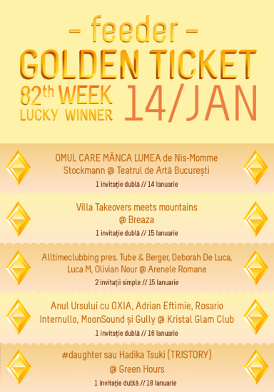 Golden Ticket W82