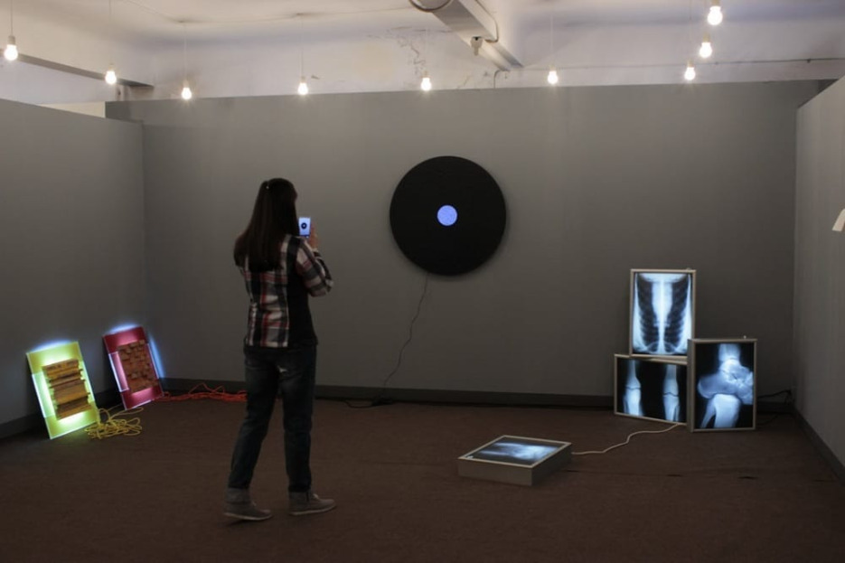 The Space (Roberta Curca) - Art Safari