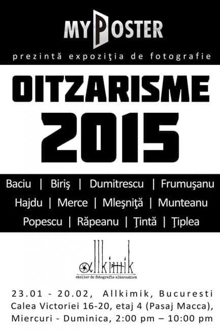 Oitzarisme 2015 - Photo Exhibition