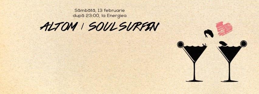 ALT OM / SOUL SURFIN' @ ENERGIEA