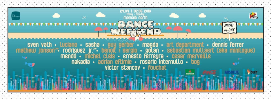 The Mission Dance Weekend 07 @ Mamaia Nord