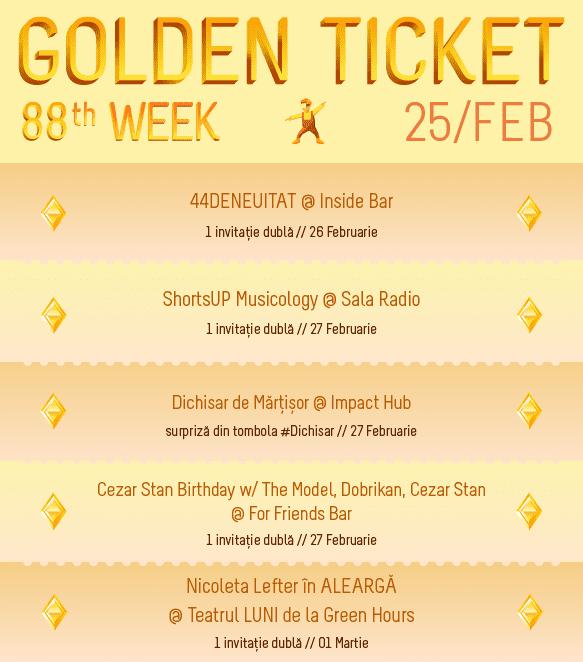 Golden Ticket W88