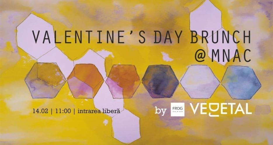 VALENTINE'S DAY Brunch @MNAC (by FROG VeDJetal)