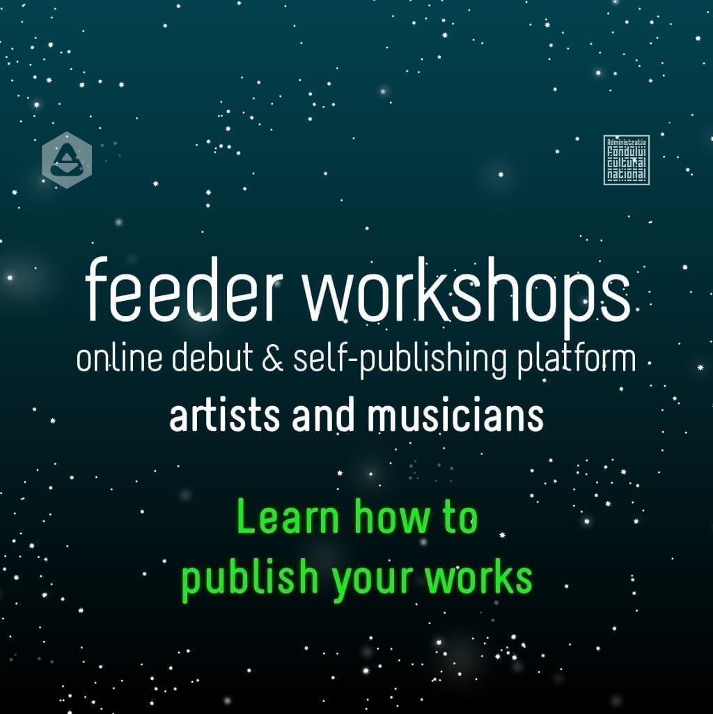 self-publishing online feeder workshops