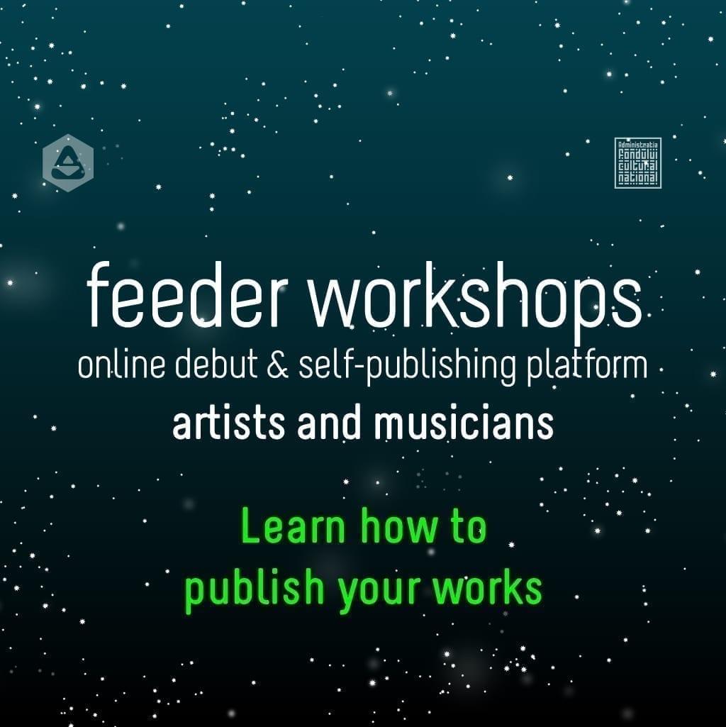 self-publishing online feeder workshops