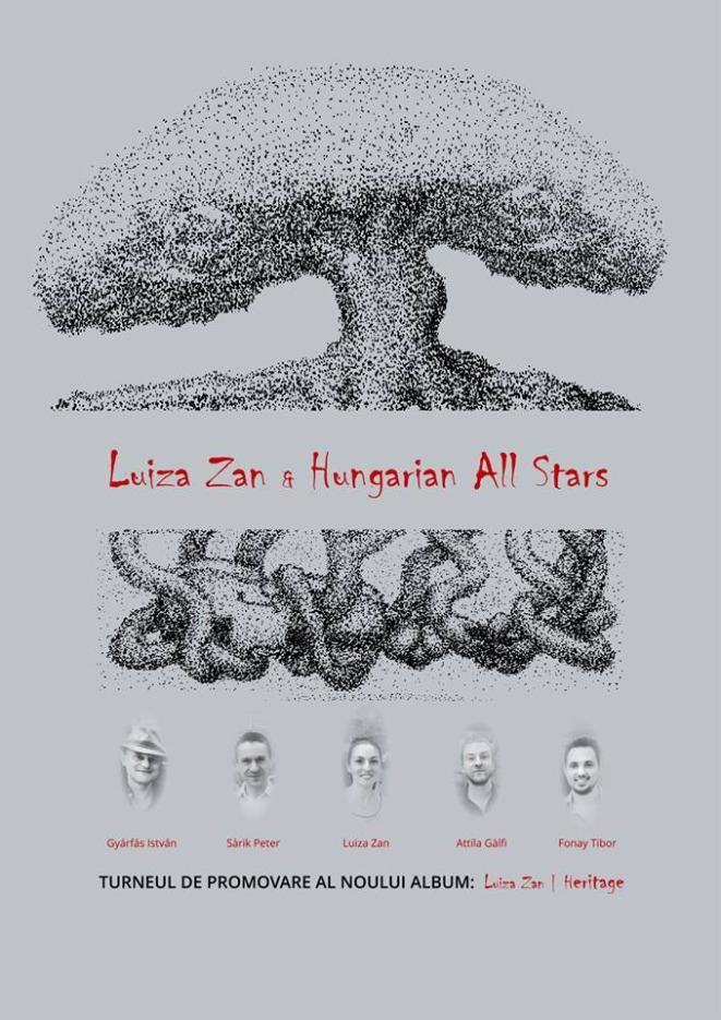 luiza zan - hungarian all stars
