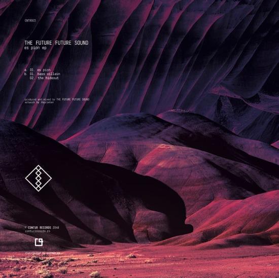 The Future Future Sound - Es Pion EP