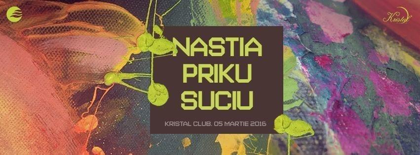 Sunrise pres.: Nastia, Priku, Suciu @ Kristal
