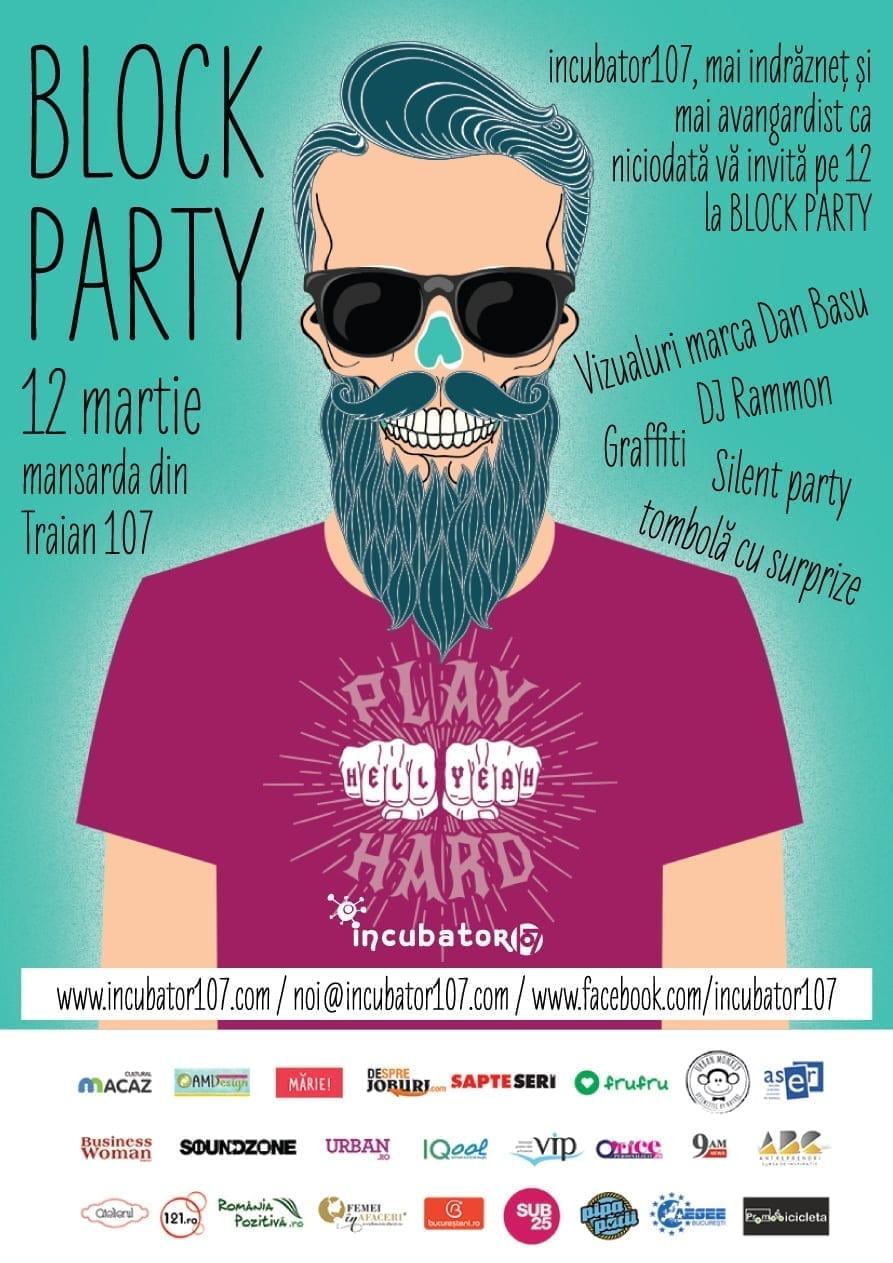 Block Party @ Incubator107