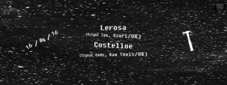 Lerosa, Costelloe at Raw Tools Showcase