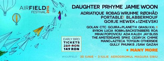festivaluri vară 2016