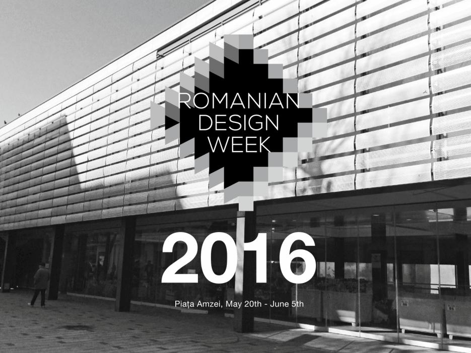 Romanian Design Week @ Piața Amzei