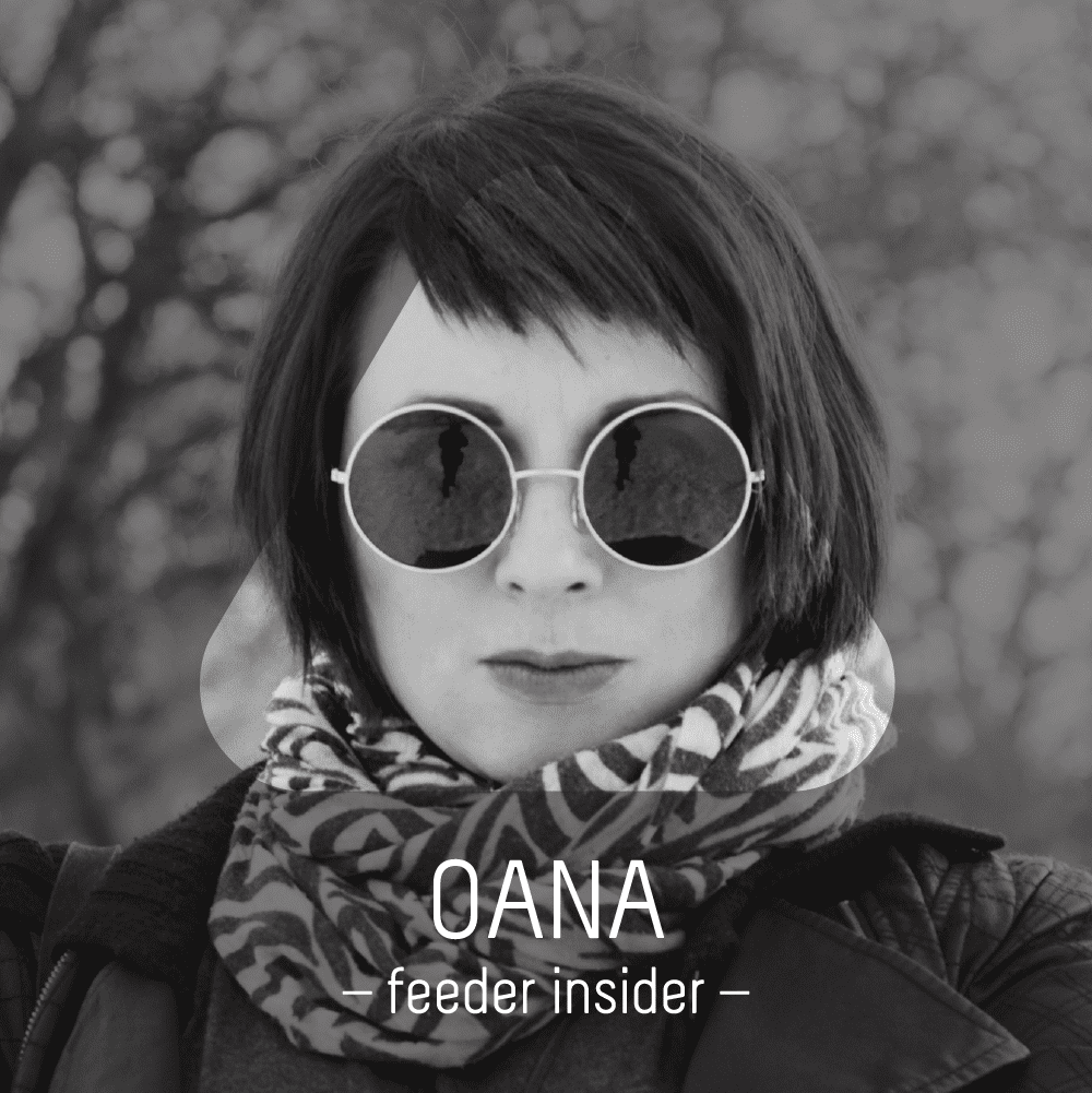 feeder insider /w Oana