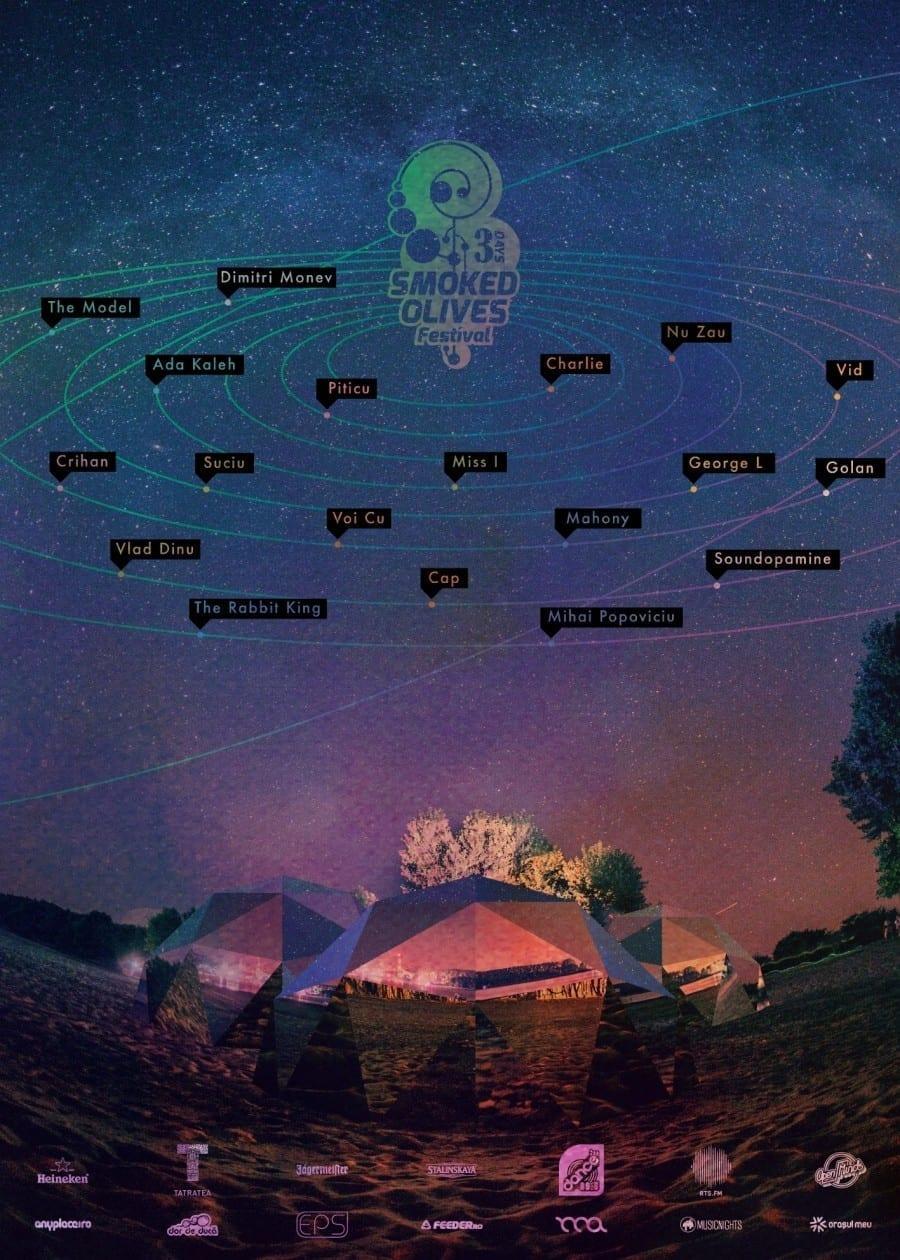 3SOF ISLAND Festival 2016 @ Ostrov, Călărași