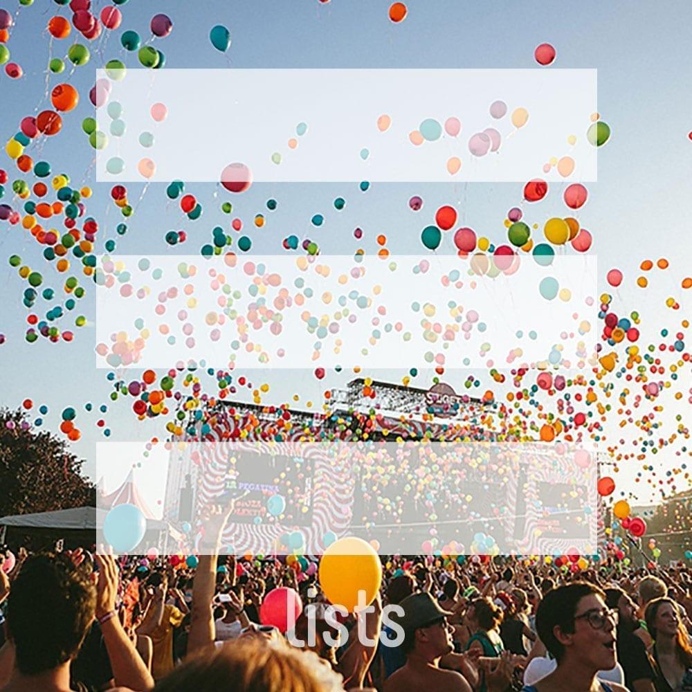10 festivaluri europene pentru 2016