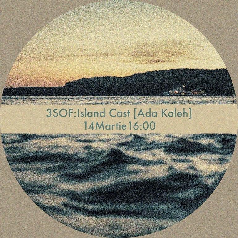 3SOF: Island Cast w/ Ada Kaleh