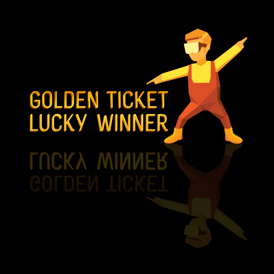 Golden Ticket W89 - Winners!