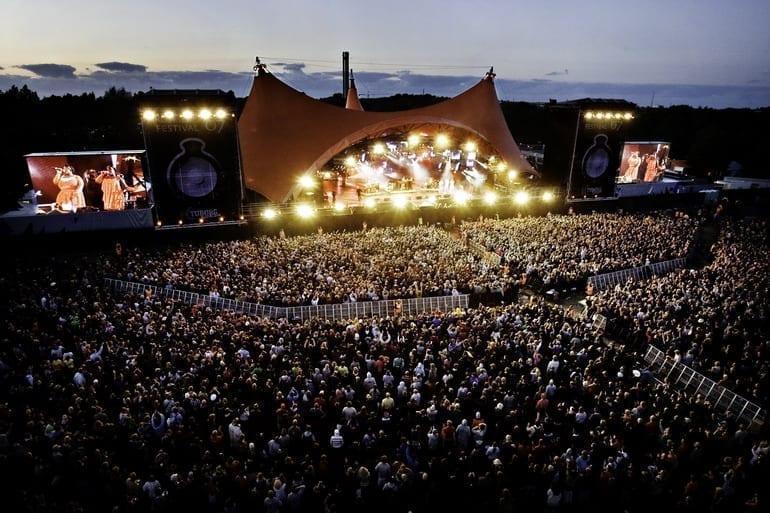 Roskilde Festival 07