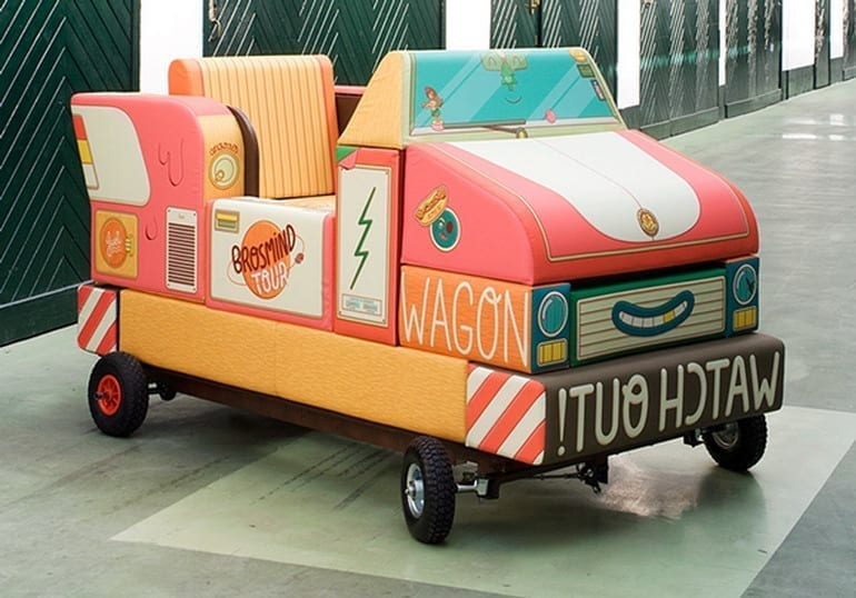 Brosmind Wagon