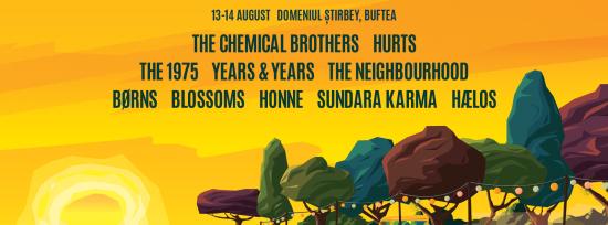 12 festivaluri pentru o vară mai frumoasă