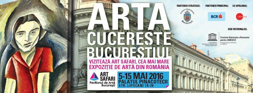 Art Safari Bucuresti 2016 @ Palatul Dacia