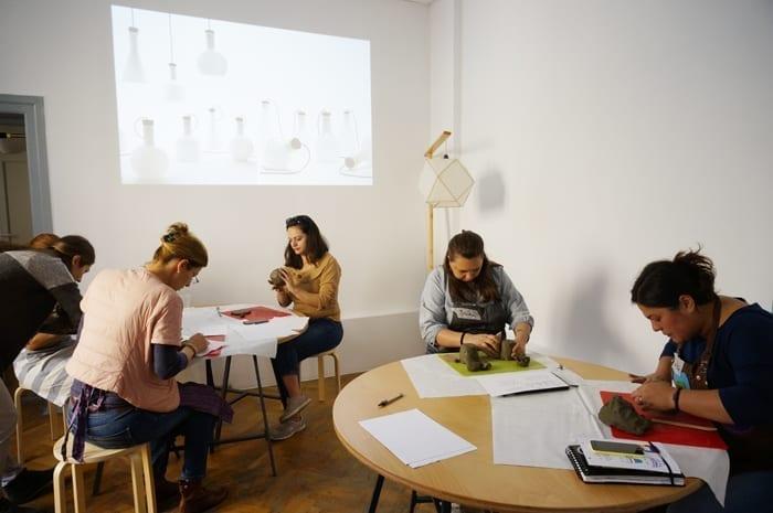 Curs Ceramica Designist Creative Learning