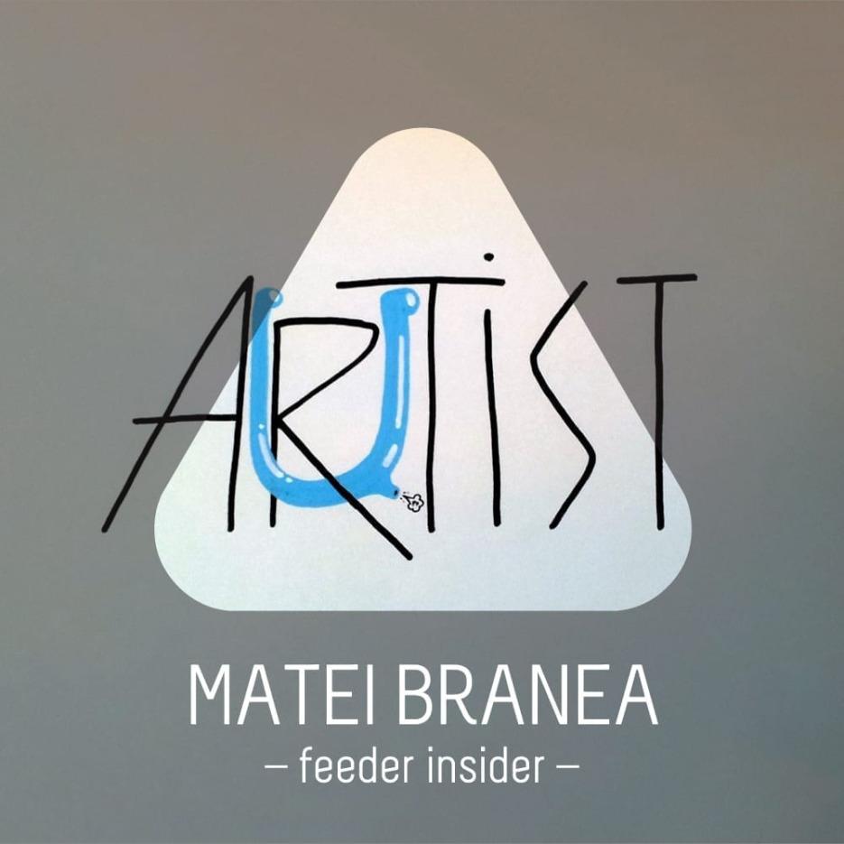 feeder insider Matei Branea