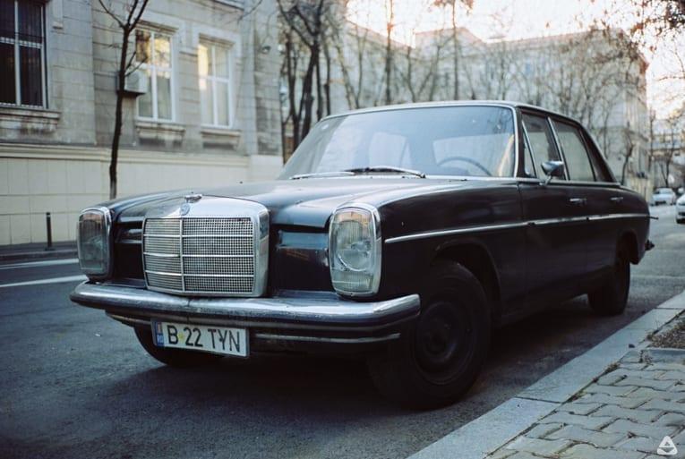 Mercedes-Benz S (W109)