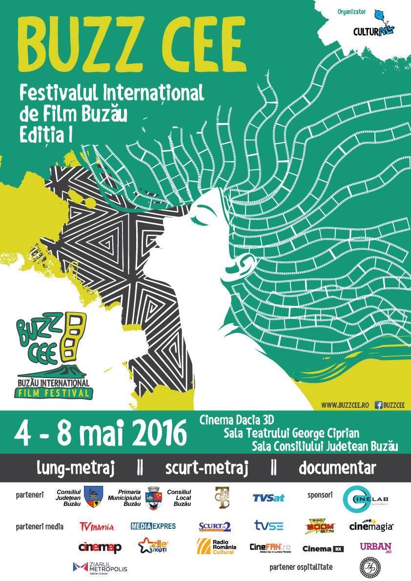 BUZZ CEE - Buzău International Film Festival @ Buzău